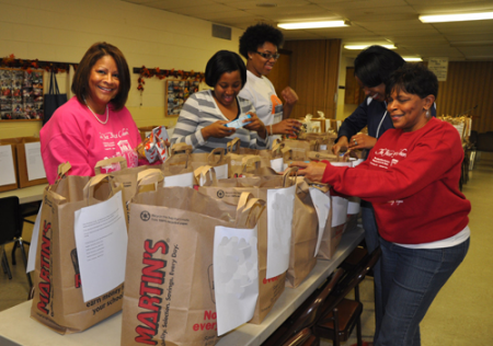 Holiday Basket Ministry